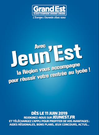 flyer Jeun'est
